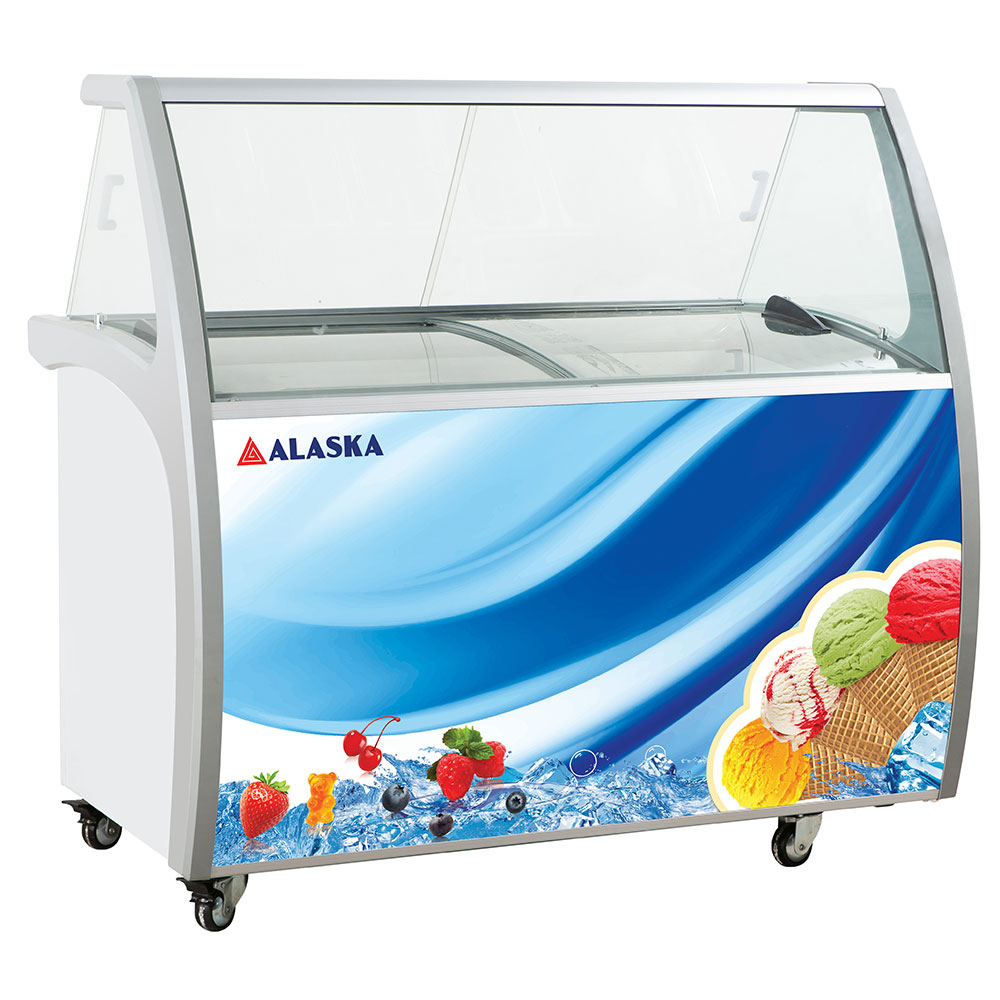 tủ kem alaska ISG-12