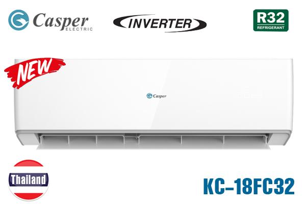 Điều hòa Casper 18000BTU 1 chiều thường KC-18FC32
