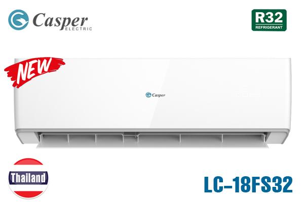 Điều hòa Casper 18000BTU 1 chiều LC-18FS32
