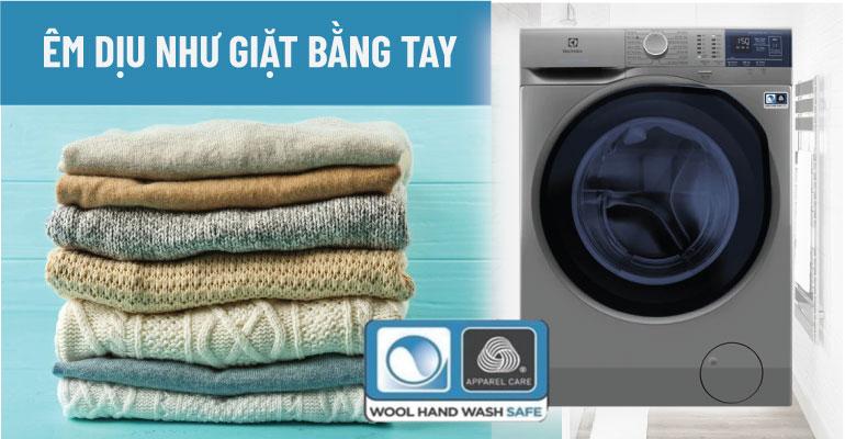 wool hand wash safe