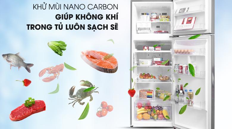 Tủ lạnh LG GN-M315BL inverter 315 lít, bộ lọc carbon