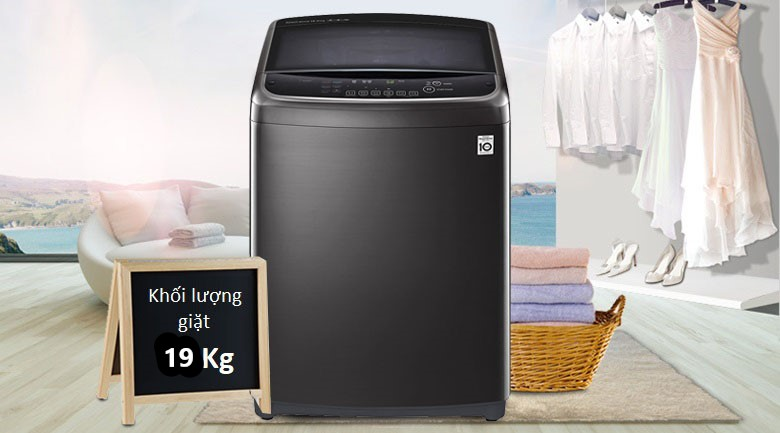 Máy giặt LG TH2519SSAK inverter 19kg