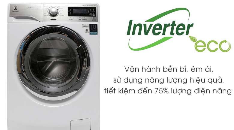 Máy giặt Electrolux 11kg inverter lồng ngang EWF1141AESA