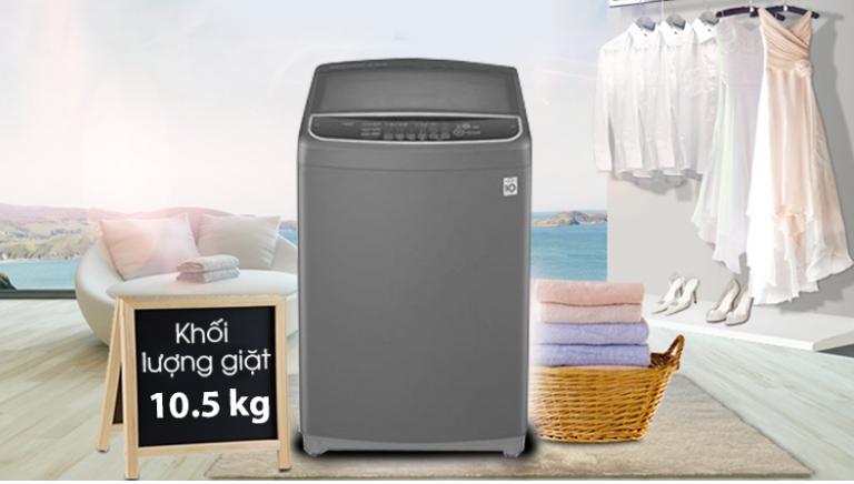 Máy giặt LG T2350VSAB 10.5kg Inverter