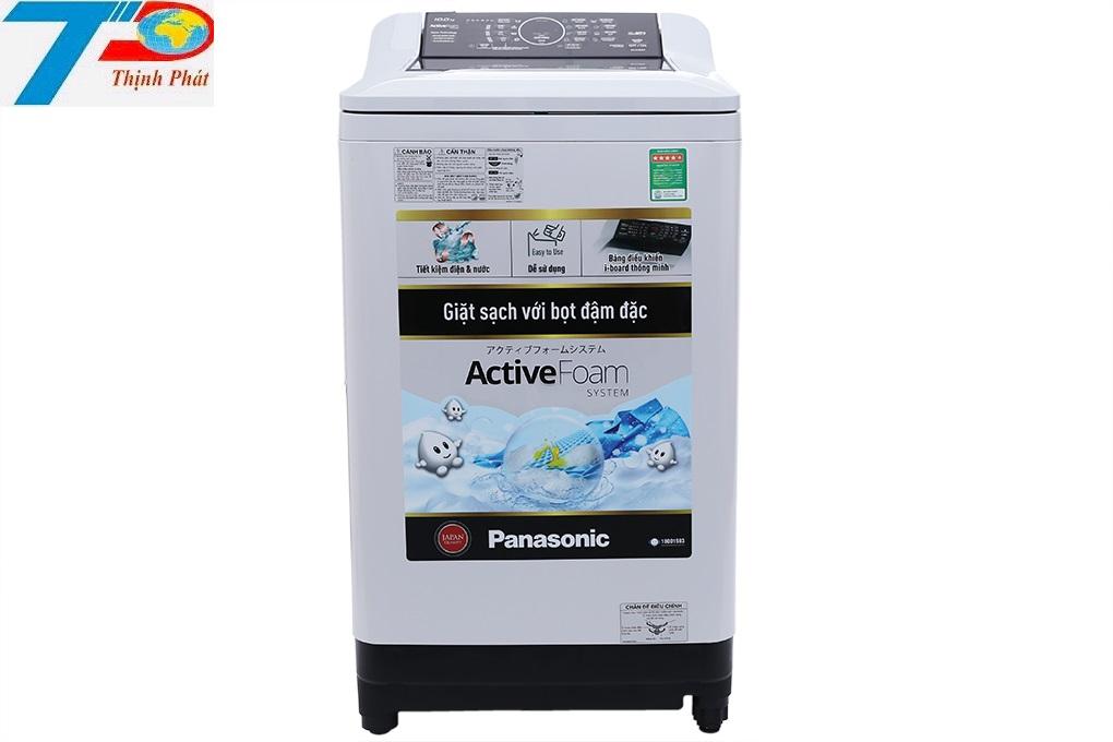 Máy giặt Panasonic NA-F100A4HRV 10kg lồng đứng