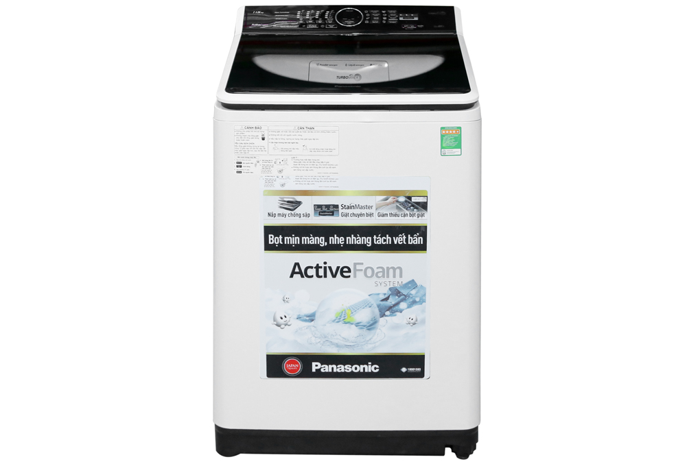 Máy giặt Panasonic 11.5kg NA-F115A5WRV lồng đứng inverter