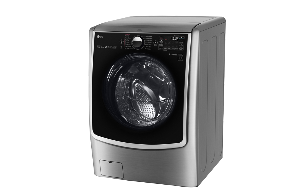 Máy giặt sấy LG Inverter 21kg F2721HTTV