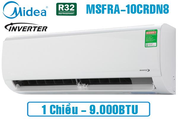 điều hòa midea inverter msfra-10crdn8