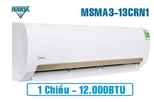 MSMA3-13CRN1, Điều hòa treo tường Midea 1 chiều 12.000BTU