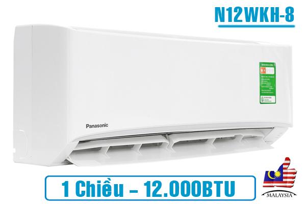 Điều hòa Panasonic 12000btu 1 chiều N12WKH-8