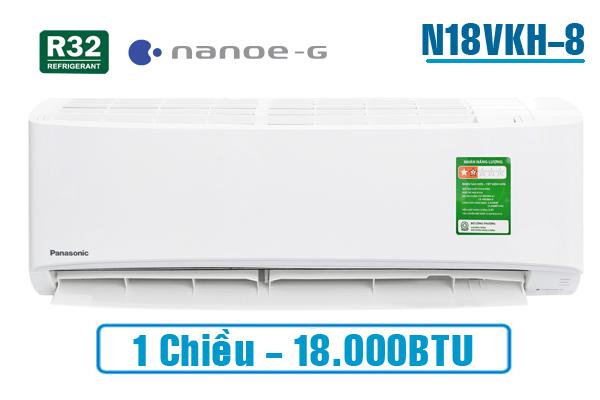 Điều hòa Panasonic 18000btu 1 chiều N18VKH-8