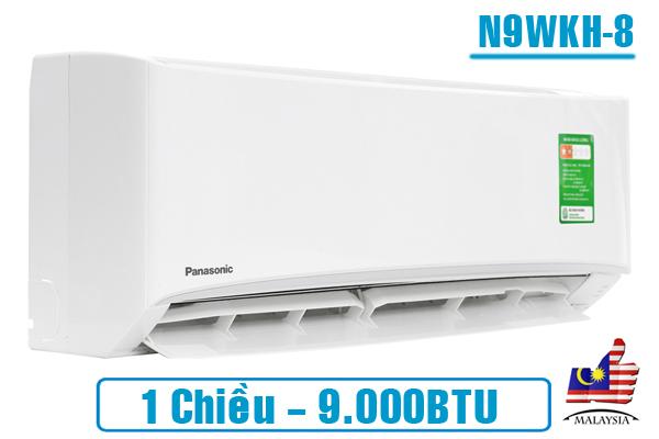 Điều hòa Panasonic 9000btu 1 chiều N9WKH-8