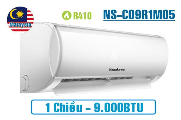 Điều hòa Nagakawa 9000BTU NS-C09R1M05