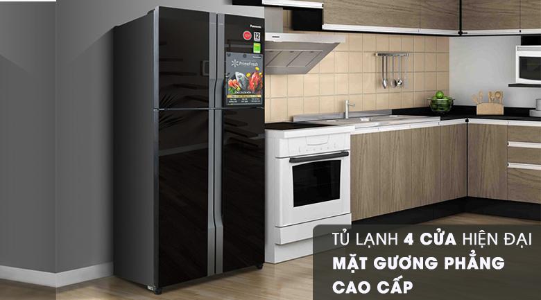 Tủ Lạnh Panasonic NR-DZ600GKVN Inverter 550 Lít, sang trọng tiện lợi