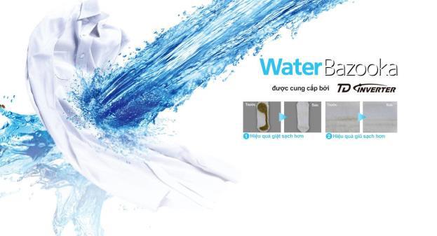 water bazoka