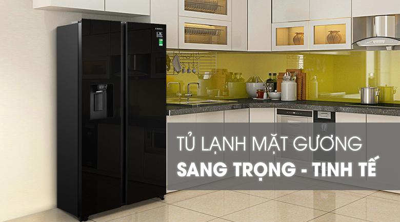 tu-lanh-samsung-617-lit-inverter-RS64R53012C/SV