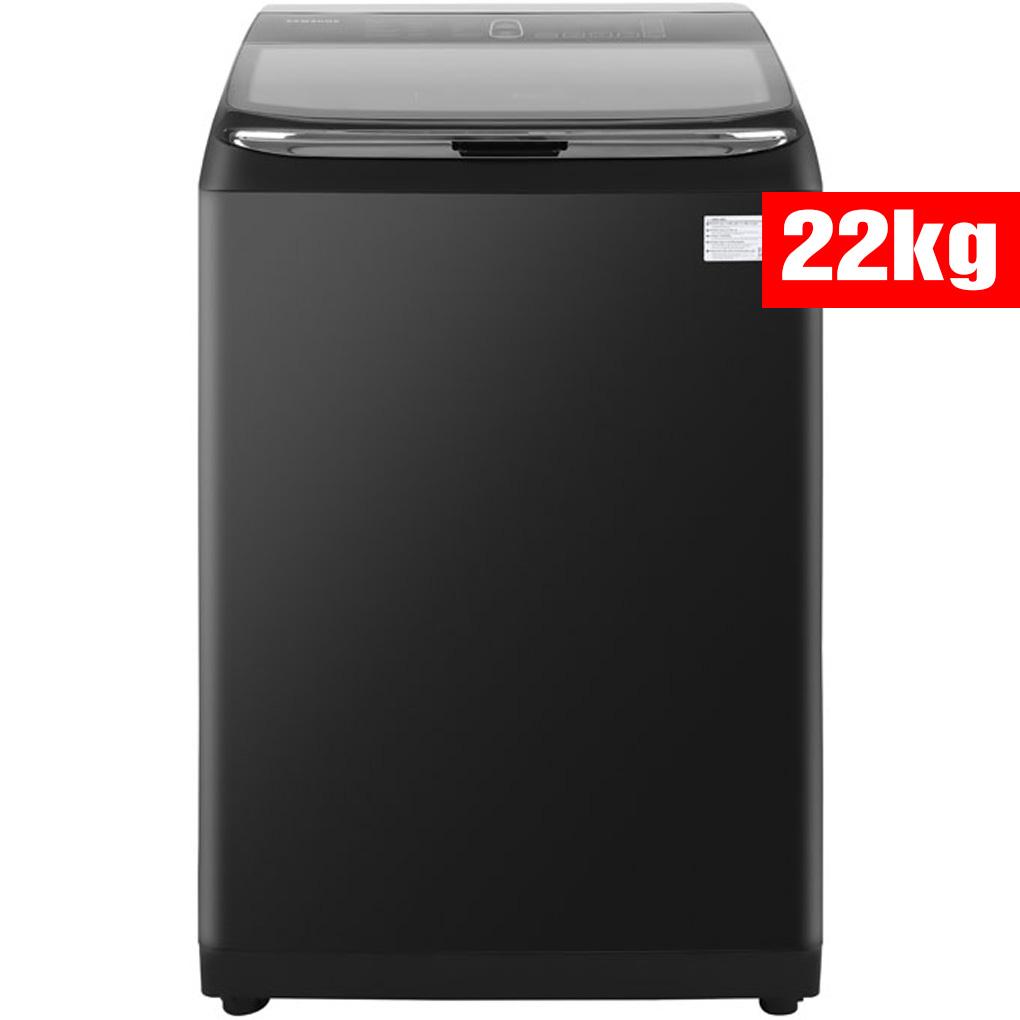 Máy giặt Samsung 22kg lồng đứng Inverter WA22R8870GV/SV