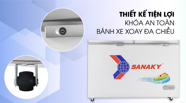 thiết kế tiện lợi sanaky-vh-6699hy