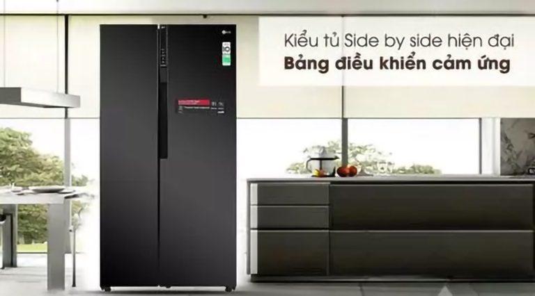 thinh-phat-Tủ lạnh Casper RM-680VBW 645L side by side