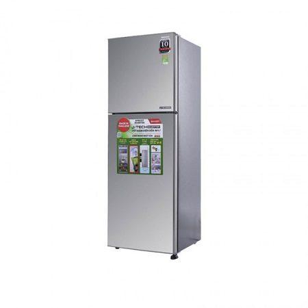 Tủ lạnh Sharp SJ-X281E-SL 253 lít inverter