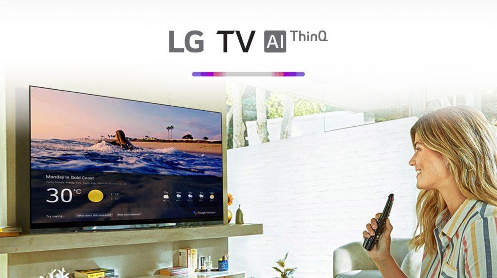 tivi LG WebOS 4k UHD 55 inch 55UN7190PTA