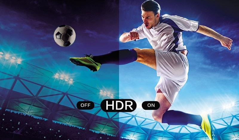 Tivi Casper trang bị công nghệ HDR