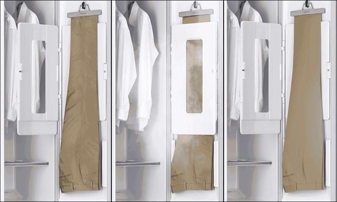 Giữ ly quần hoàn hảo với chế độ Paint Creases Care