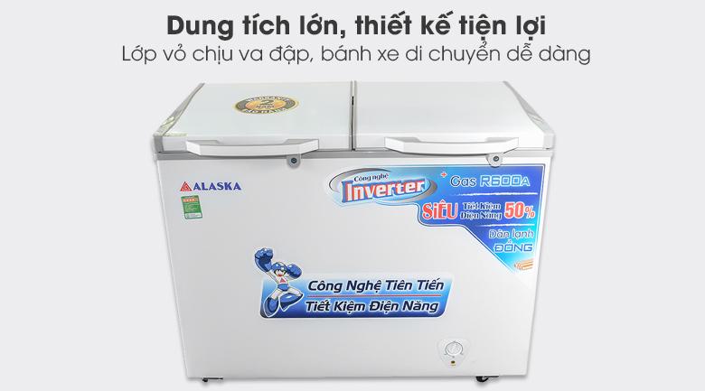 tu-dong-alaska-350l-dan-dong-fca-3600ci