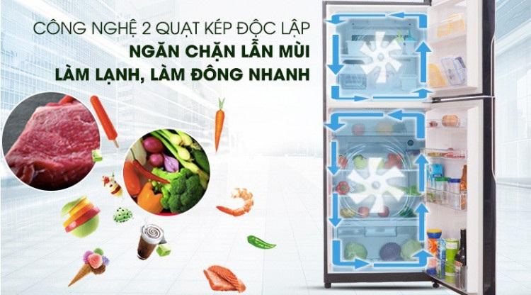 tủ lạnh Hitachi FG480PGV8-GBW