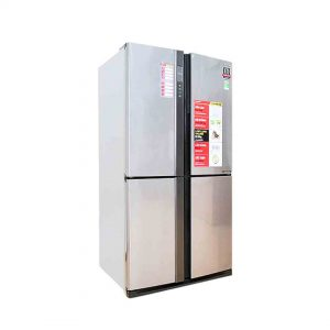 Tủ lạnh Sharp 626L Inverter SJ-FX630V-ST Side by Side