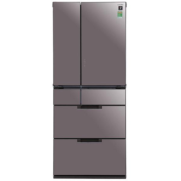 Tủ lạnh Sharp 601 lít SJ-GF60A-T inverter Multi Door