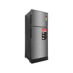 Tủ lạnh Sharp SJ-X201E-DS 196 lít inverter