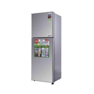 Tủ lạnh Sharp SJ-X251E-SL 241 lít inverter (màu bạc)