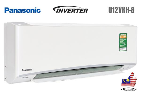 Điều hòa Panasonic 12000btu 1 chiều inverter U12VKH-8
