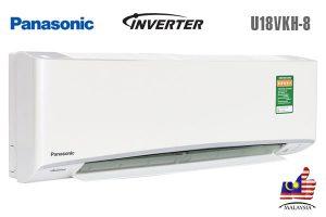 Điều hòa Panasonic 18000btu 1 chiều inverter U18VKH-8