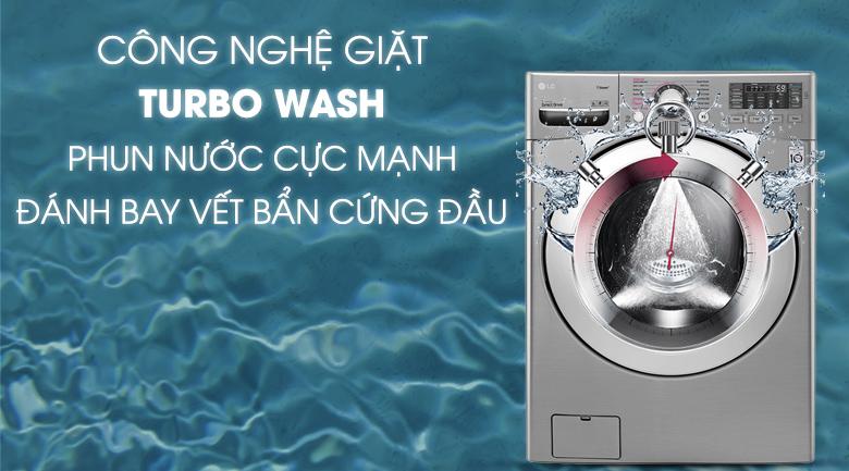 chế độ turbo wash