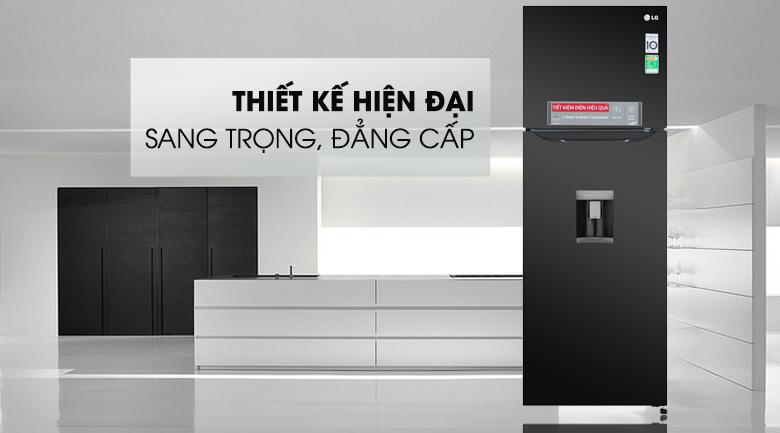 Giới thiệu tủ lạnh LG GN-D315BL Inverter 315 lít
