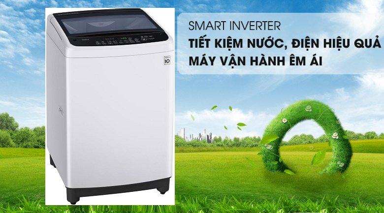 Máy giặt LG T2350VS2W 10.5 kg Inverter (2019)