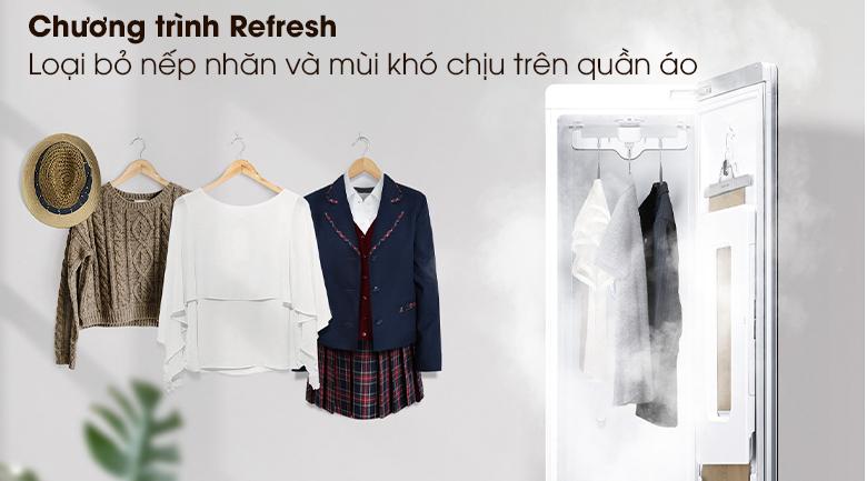 Chương trình Refresh