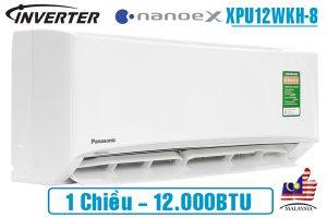 Điều hòa Panasonic 12000btu 1 chiều inverter XPU12WKH-8