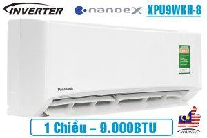 Điều hòa Panasonic 9000btu 1 chiều inverter XPU9WKH-8