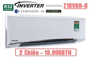 Điều hòa Panasonic 18000btu 2 chiều inverter Z18VKH-8