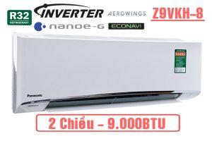 Điều hòa Panasonic 2 chiều inverter Z9VKH-8