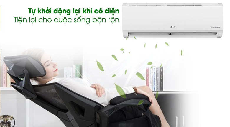 che-do-tu-khoi-dong-lg-V10APIUV-inverter-9000btu
