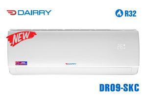 Điều hòa Dairry 9000BTU DR09-SKC 1 chiều thường