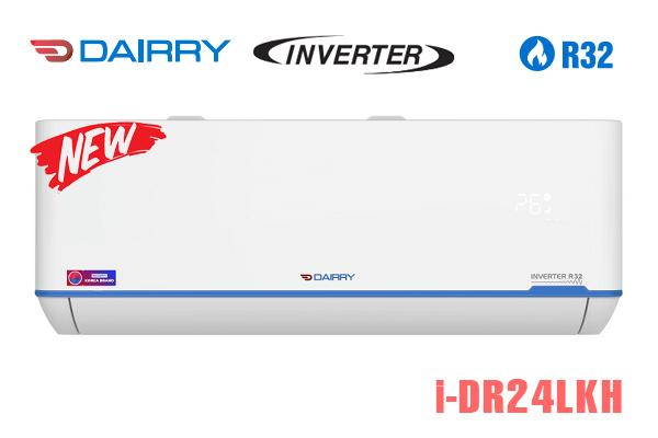 Điều hòa Dairry I-DR24LKH 24000BTU 2 chiều inverter