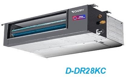 D-DR28KC, điều hòa Dairry 28000btu