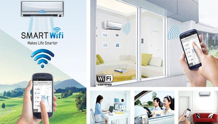Công nghệ điều khiển WiFi từ xa Daikin FTKZ60VVMV