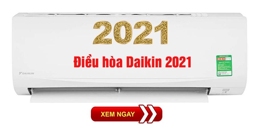 Điều hòa Daikin 2021