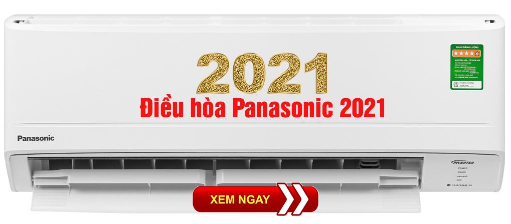 Điều hòa Panasonic 2021